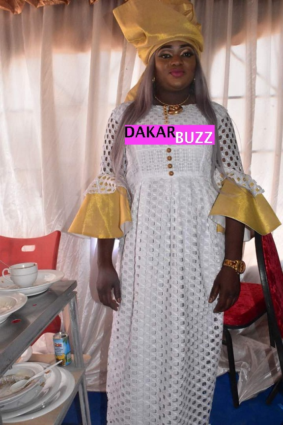 Découvrez Ndèye Anta Ndiaye, La petite sœur de Aziz Ndiaye, Sagnsè à couper le souffle