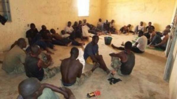 Camp pénal: L'isolement d'une vingtaine de détenus provoque une rébellion