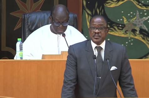 """Vote de la loi sur le parrainage: L'opposition dépose son recours en annulation et interpelle les sept """"Sages"""""""
