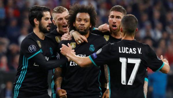 Ligue des champions: vainqueur à Munich, le Real prend une belle option