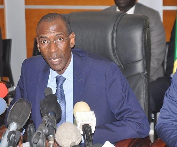 Abdoulaye Daouda Diallo, responsable de l'Apr à Podor: «  le Président nous a demandé de trouver au moins 150 000 voix »