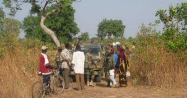 Urgent:  Braquage sur la route de Niassya