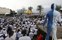"""Guinée: """"engouement"""" des électeurs"""