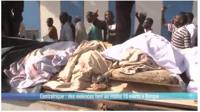 Centrafrique – Les deux Sénégalais tués, enterrés à KM5