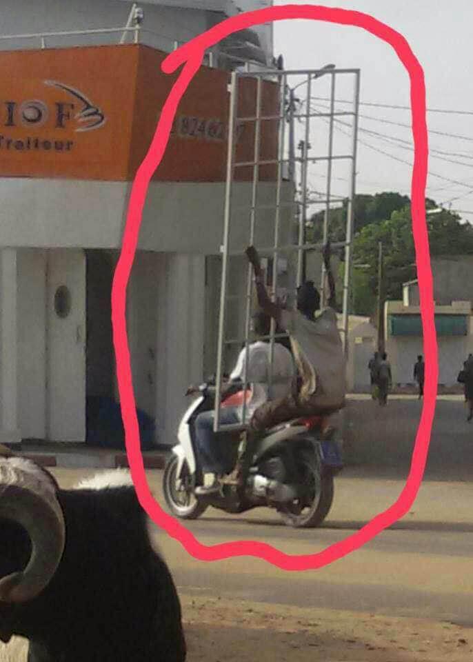 20 photos inédites qui prouvent le manque de civisme des Sénégalais