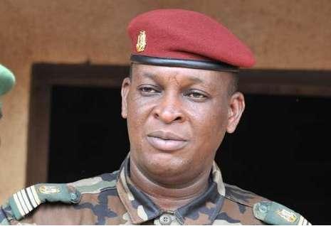 Général Sékouba Konaté, (Président par intérim) : 'Cette élection est une victoire collective'