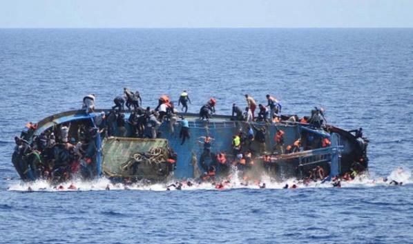 Chavirement au large de l'Algérie : une dizaine de Sénégalais portés disparus