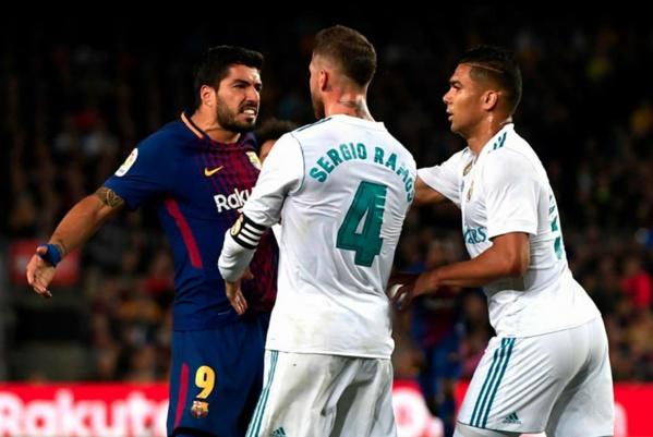Barça-Real: de la tension, des beaux buts, de l'émotion, ce Clasico a tenu toutes ses promesses