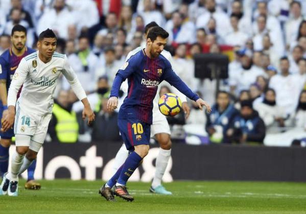 Liga: L'hallucinant chiffre qui fait de Barça-Madrid, un événement mondial !