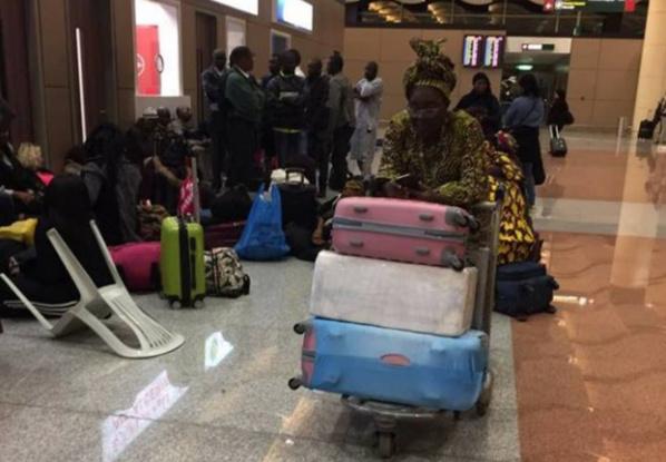 Diass : Le conflit entre Las et la société adjudicataire risque de provoquer une pénurie de chariots