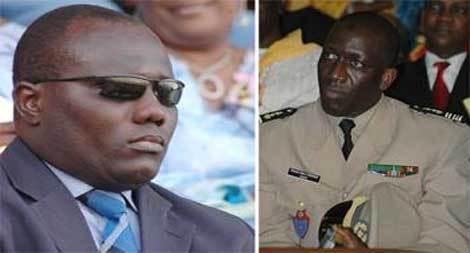 LAMINE FAYE ET BARA CISSOKHO : Deux ennemis qui assurent la sécurité du Président Wade