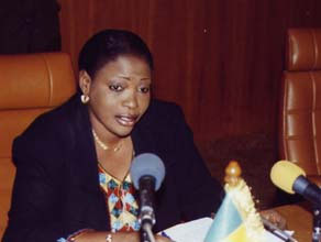 Dernière Minute : Awa Guèye Kébé nommée ministre d'Etat