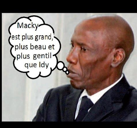Macky case Oumar Sarr, ex-rewmiste et El Hadji Ndiaye de 2stv