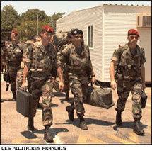 Les Forces françaises du Cap-Verts resteront au Sénégal (commandant)