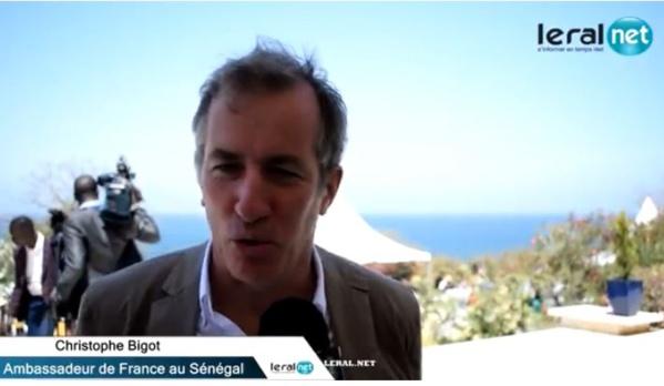 """Christophe Bigot sur la concession de l'autoroute à péage à EIFFAGE : """"On ne remet pas en cause un accord conclu entre un Etat et une entreprise privée comme ça"""""""