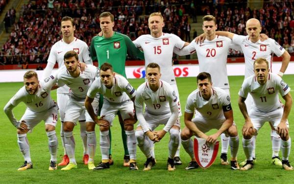 Mondial 2018: La Pologne sort une pré-liste de 35 joueurs