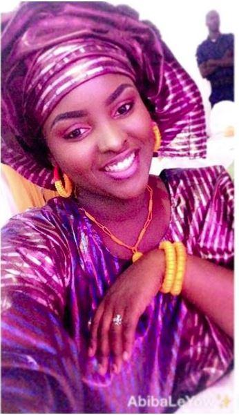 Abiba change de mise et adopte le style Pular