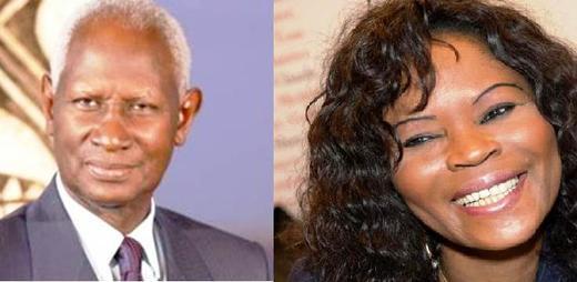 Francophonie: l'écrivaine Calixthe Beyala candidate à la tête de l'OIF, ses partisans demandent à Abdou Diouf de se retirer dignement.