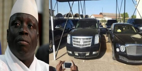 Gambie : les jets et voitures de luxe de Yahya Jammeh vendus pour réduire la dette publique