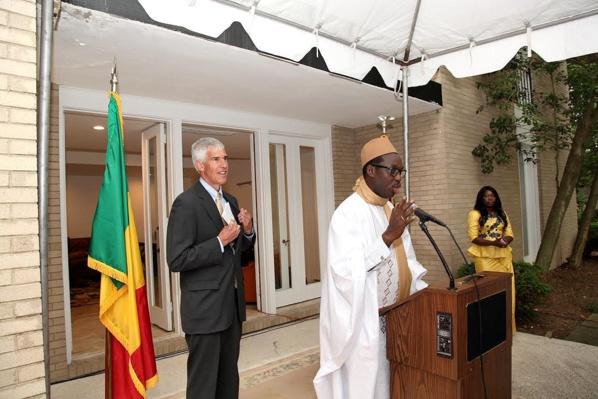 Ambassade du Sénégal aux Usa: Babacar Diagne fait ses adieux !