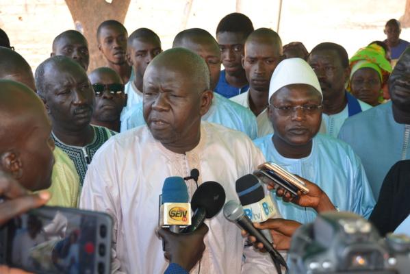 Pour la réélection du Président Macky Sall en 2019 : Landing Mbengue, le premier adjoint au maire de Bambilor adoube le Ministre Oumar Guèye