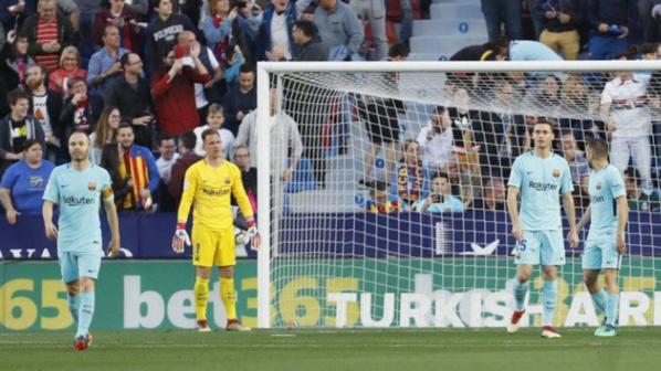 Liga : le Barça n'est plus invincible…