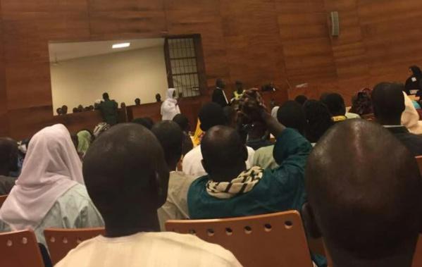 Procès pour terrorisme : Acquittement requis contre 8 co-accusés de Imam Ndao