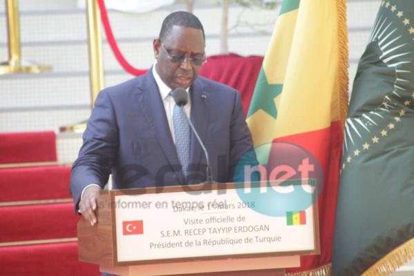 """Présidentielle 2019 : """"Macky Sall a déjà engrangé 60% des voix"""", selon Serigne Mbacké Ndiaye"""