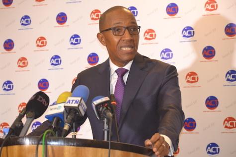 Abdoul Mbaye sur le budget du Conseil Constitutionnel: « Plus d'un milliard pour 7 sages, c'est cher payé »
