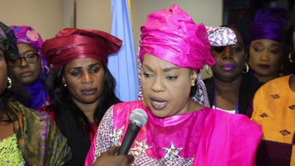Ndèye Saly Diop Dieng dégaine 149 millions F Cfa pour le financement des projets des femmes de Thiès