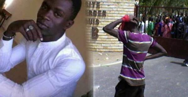 Etudiant tué à l'Ugb : Fallou Sène inhumé aujourd'hui à Touba