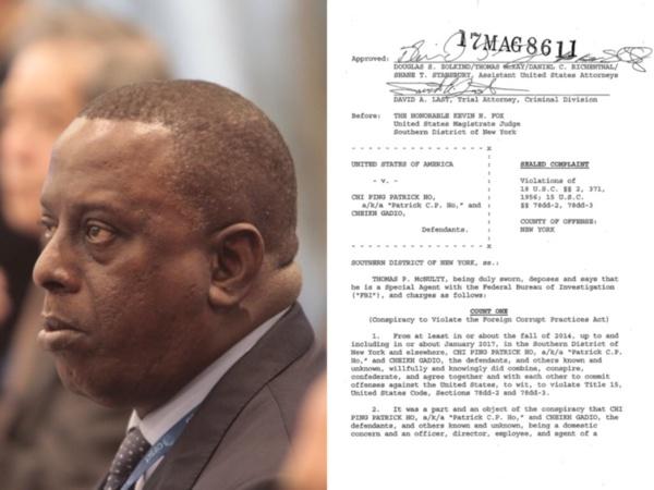 Affaire Gadio: Le FBI fouille dans les mails de l'ancien ministre