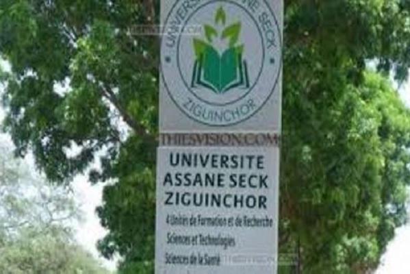 Les étudiants de l'université Assane Seck enflamment Ziguinchor