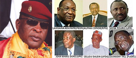 Présidentielle guinéenne : Le second tour aura lieu le 1er août