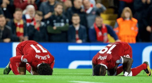 Ramadan : Liverpool s'inquiète du jeûne de Salah et Sadio Mané
