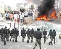 ENQUETE SUR LES MANIFS VIOLENTES DE MBOUR : Audition reportée à cause... d'une coupure d'électricité