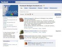À la 87iéme place, le Sénégal compte plus de 270 000 utilisateurs sur facebook dont 13% de mineurs.