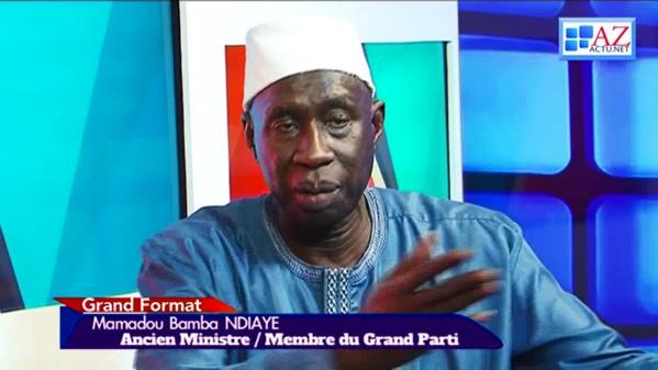 Les dérives  d'Idrissa Seck sur Makkah et la question palestinienne ( Mamadou Bamba Ndiaye )