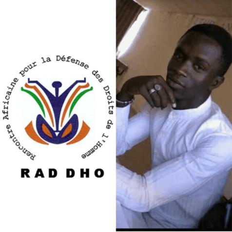 """Mort de Fallou Sène : La RADDHO réclame une """"commission d'enquête indépendante et impartiale"""""""