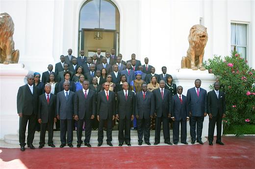 Le Sénégal, un pays géré aujourd'hui par le mensonge, dans le mensonge et  pour le mensonge par le régime libéral.