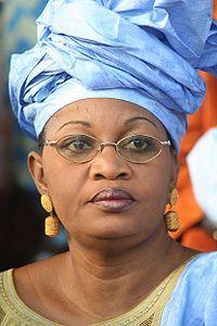 Aïda Mbodji se réconcilie avec la jeunesse de Bambey