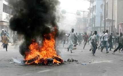Manifestations à Malika : 2 blessés et 7 arrestions