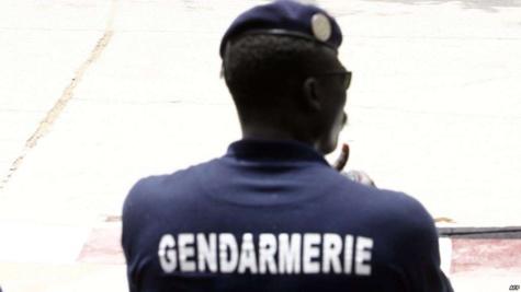 Urgent: Un gendarme s'est tiré une balle dans la tête à Pikine