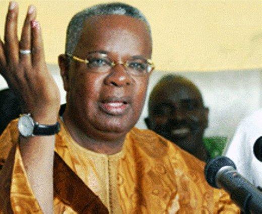 Accusé d'avoir voulu retourner au Parti socialiste : Djibo Kâ dément Ousmane camara