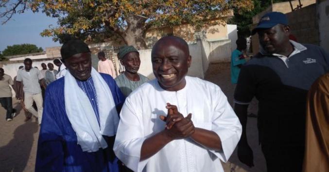 Idrissa Seck : « mon père était marchand ambulant »