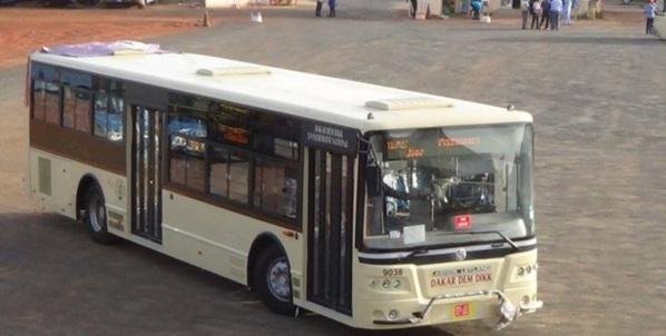 La  ligne 213 de Dakar Dem Dikk  :  une «fournaise» qui provoque la colère des usagers