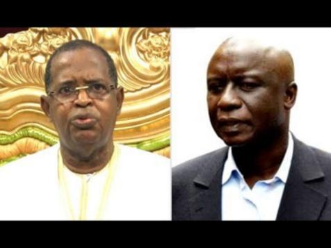 """Sidy Lamine Niasse répond à Idrissa Seck : """"En lieu et place d'Idrissa Seck, appelez-le Ibliss Seck"""""""