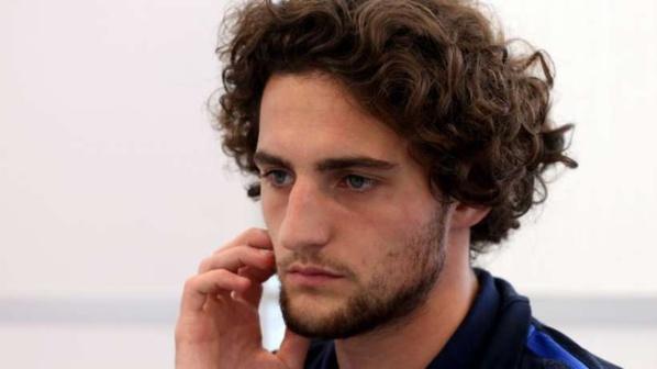 Didier Deschamps réagit à la polémique Adrien Rabiot