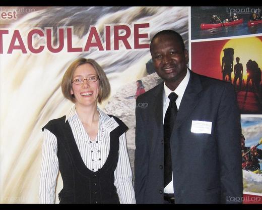 Demba Diakhaté quitte les TNO : « J'aurai probablement la nostalgie du froid » - M. Diakhaté