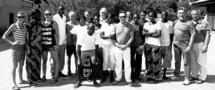 Rodilhan : De jeunes Sénégalais en visite au lycée agricole